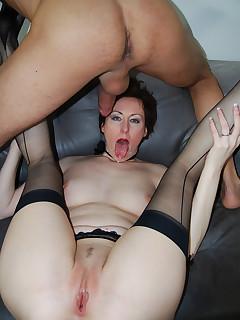 hottest british lara stockings porn photos